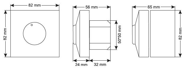 Регулятор  Salda MTP010