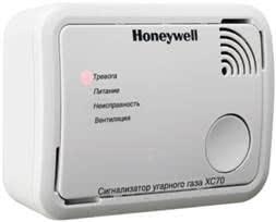 Honeywell XC70 детектор угарного газа