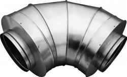 Угловой шумоглушитель CSU-100