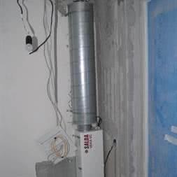 Salda VEKA 350EC - 2,4 ультра-компактная приточная установка: купить со скидкой в Минске