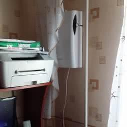 Aeropac SN - компактный немецкий проветриватель. Купить в  Минске по цене первого поставщика
