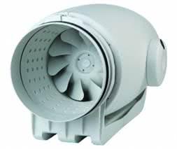 Купить в Минске S&P TD-350/125 SILENT - испанский канальный вентилятор с гарантией!